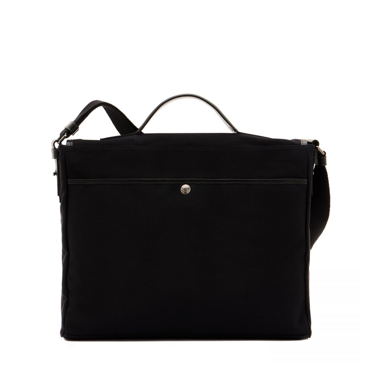 Briefcase  in Technical Fabric BBC043 color Black/Black | Details
