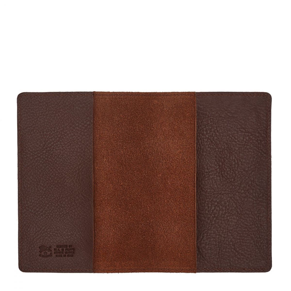 Case  in Cowhide Double Leather SCA005 color Brown | Details