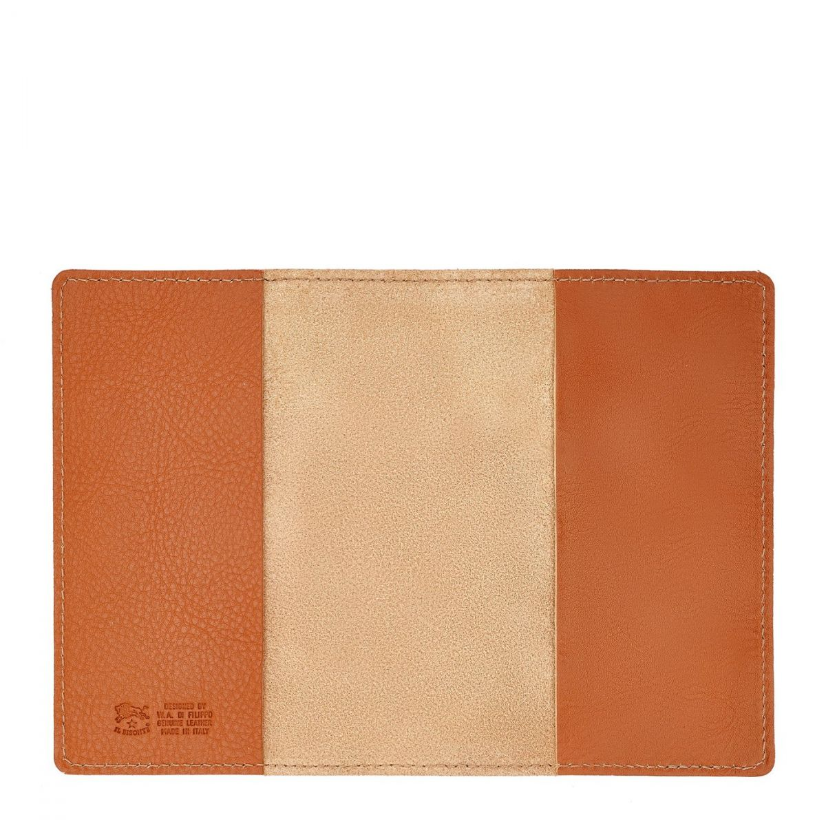 Case  in Cowhide Double Leather SCA005 color Caramel | Details