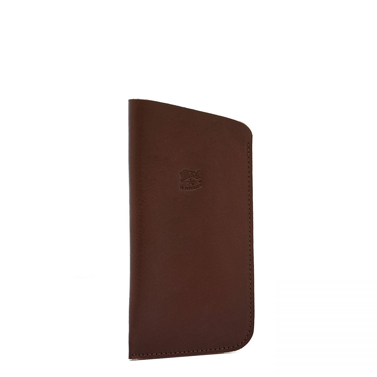 Case  in Cowhide Double Leather SCA006 color Brown | Details