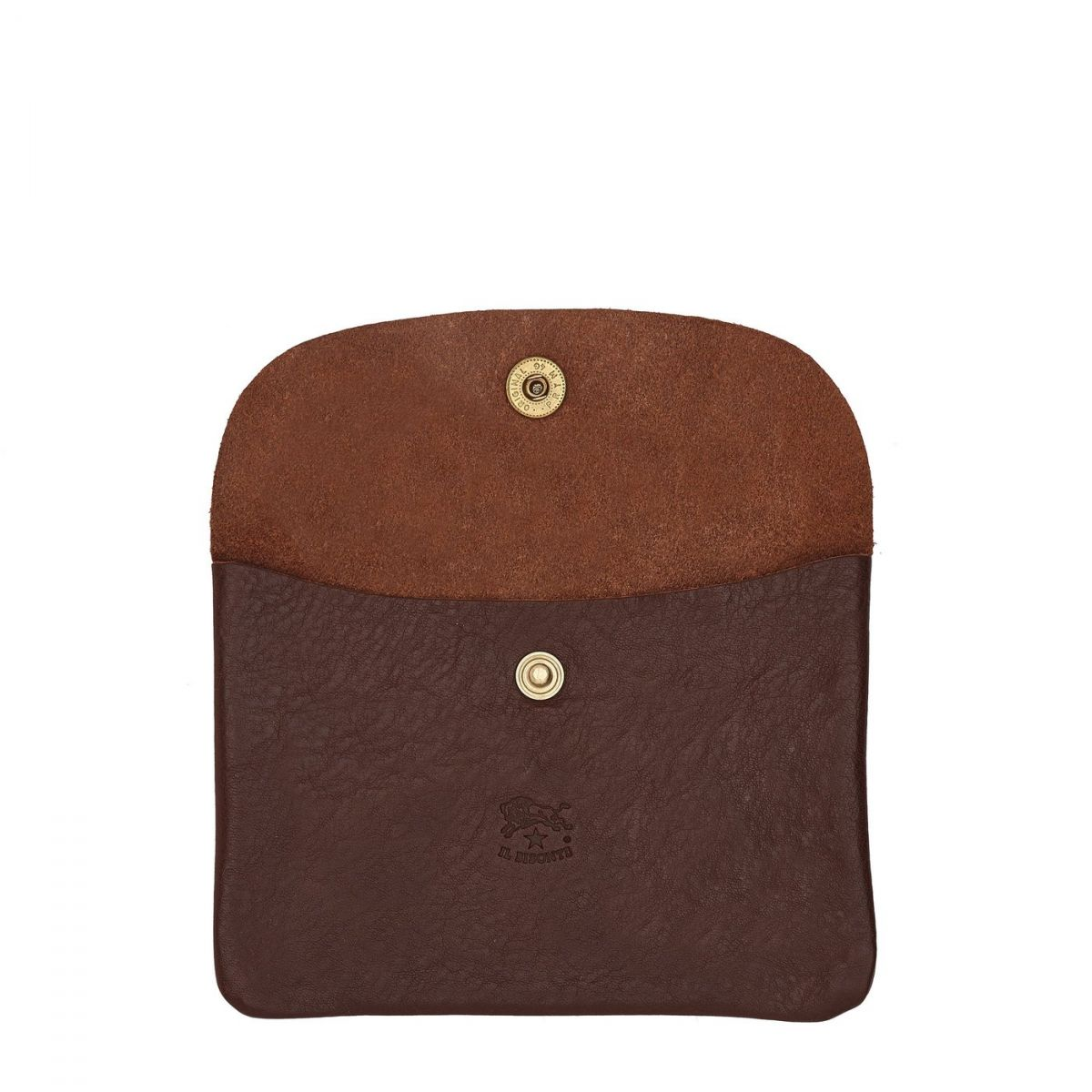 Case  in Cowhide Double Leather SCA008 color Brown | Details