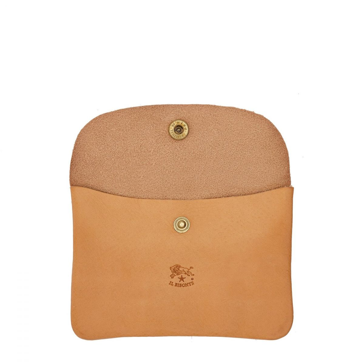 Case  in Cowhide Double Leather SCA008 color Natural | Details