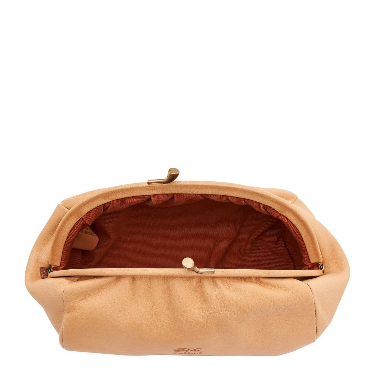 Women's Case in Cowhide Double Leather color Natural - SCA009 | Details