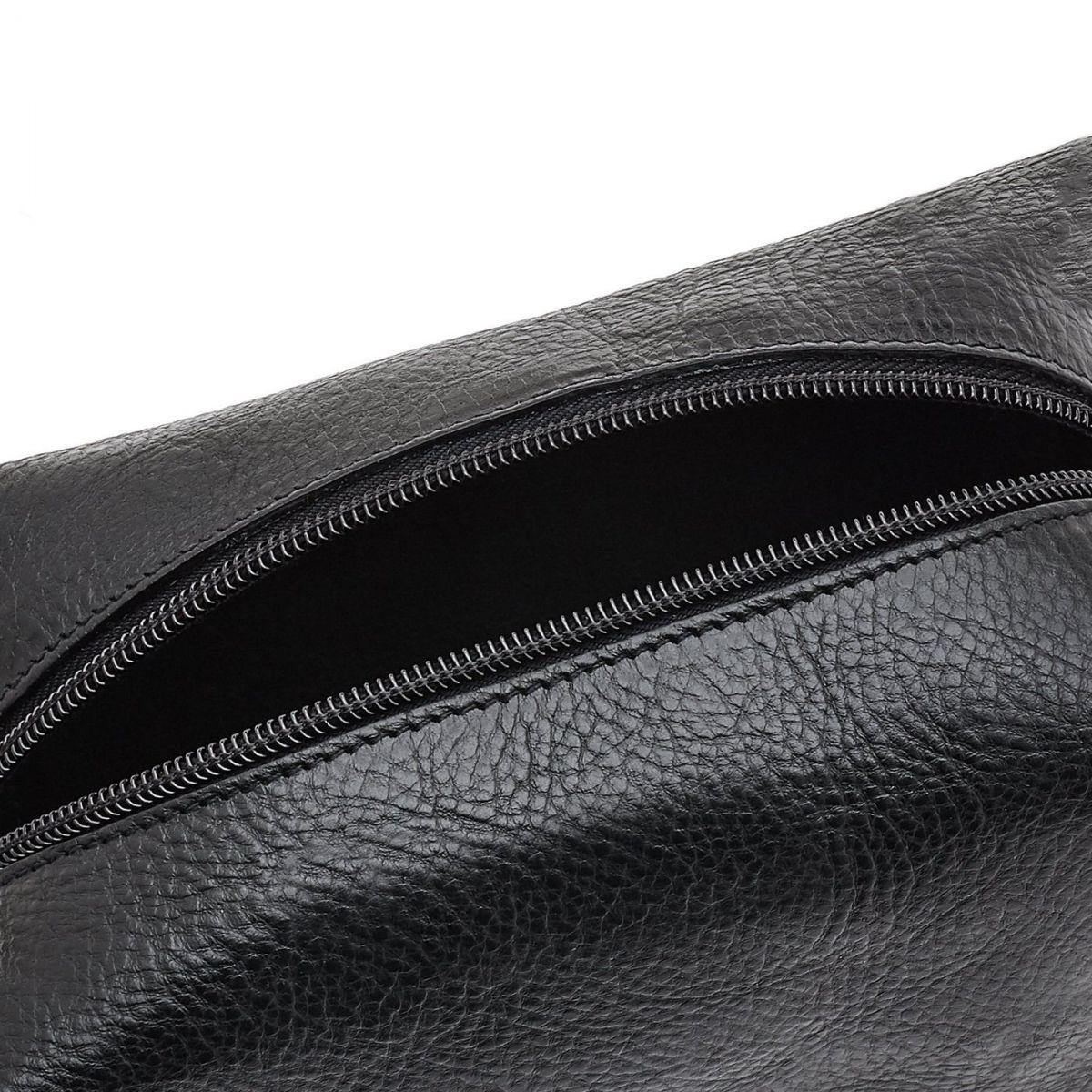 Case  in Cowhide Leather SCA047 color Black | Details