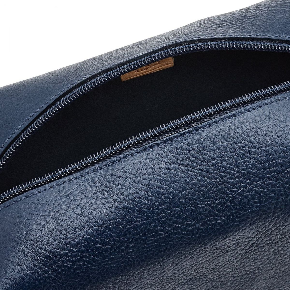 Case  in Cowhide Leather SCA048 color Blue | Details