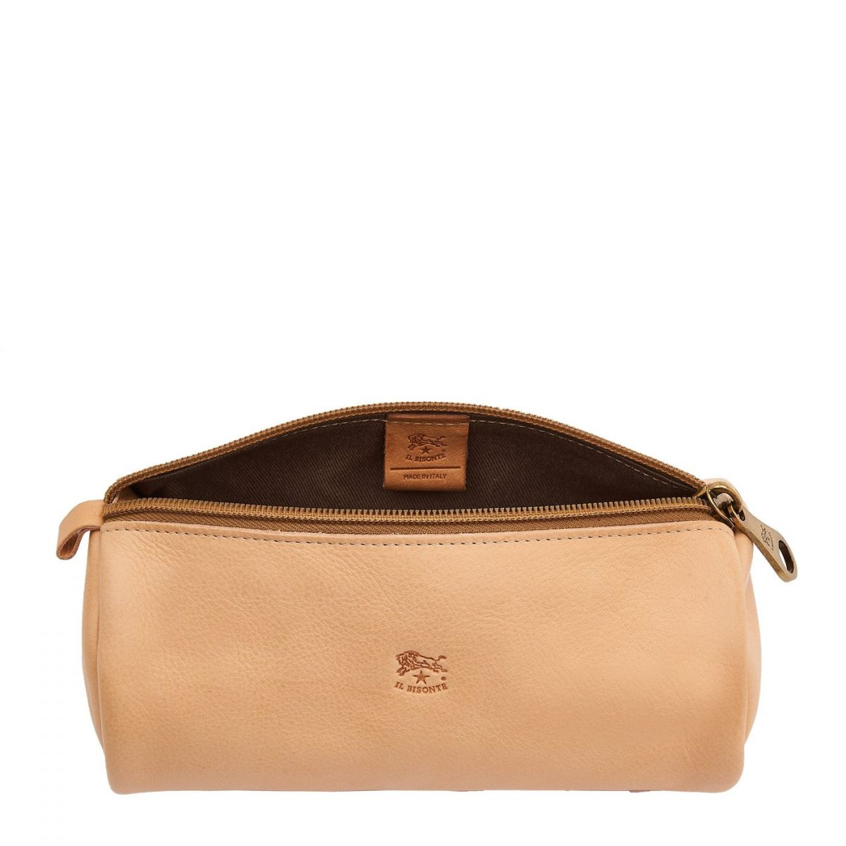 Case  in Cowhide Leather SCA049 color Natural | Details