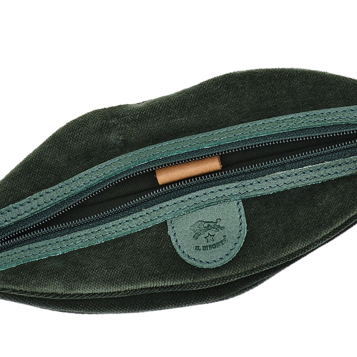 Étui  en Velours SCA052 couleur Vert | Details